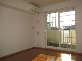 プラティ-クⅡ 01020号室の景色