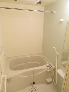 メリディオ城西B 02010号室の風呂