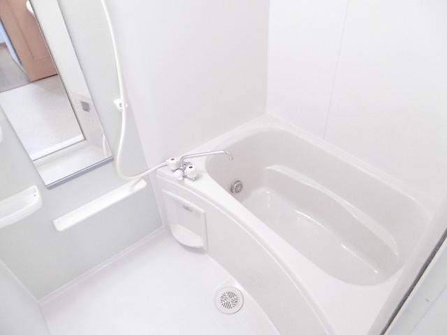ラ・フルール A 02010号室の風呂