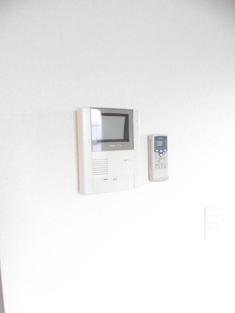 ラ・フルール A 02010号室のセキュリティ