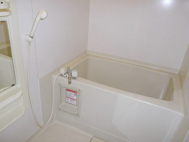 レインボーパレス 02020号室の風呂