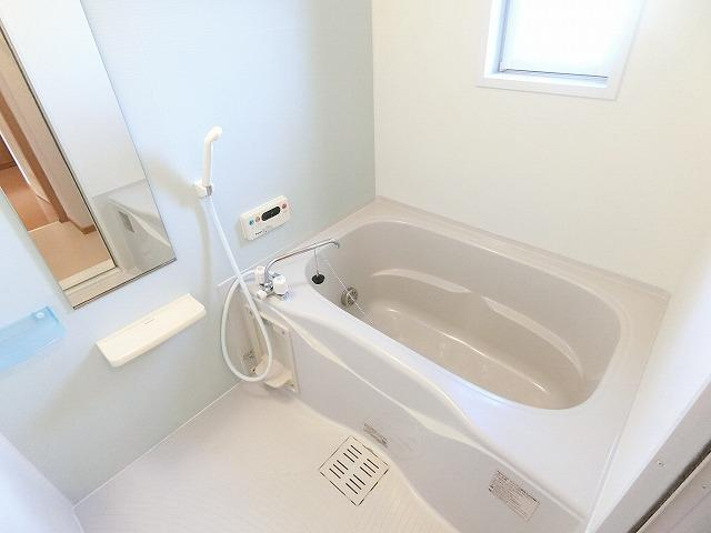 プリアールA 01030号室の風呂