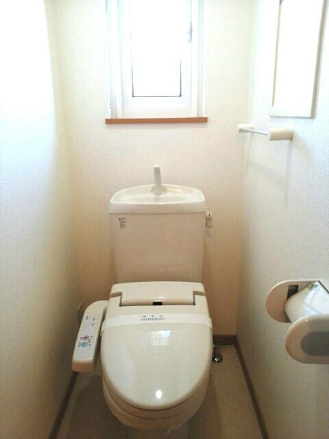 ドミ-ルA 02010号室のトイレ