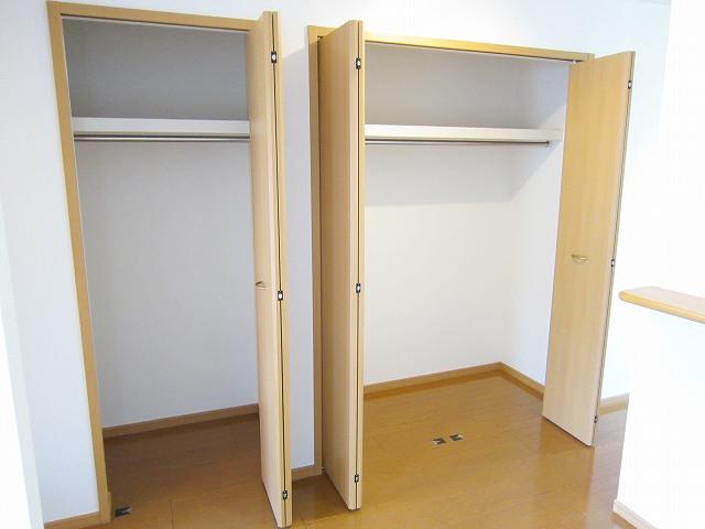 プラシ-ド メゾン 01020号室の収納