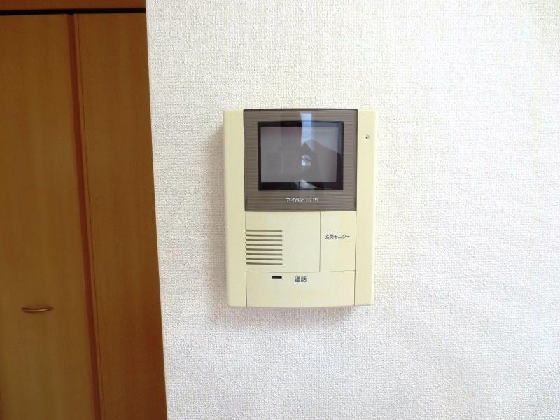 プラシ-ド メゾン 01020号室のセキュリティ