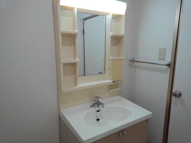 フルールメゾンB 02020号室の洗面所