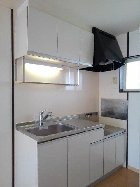 エルディム野口 02040号室のキッチン