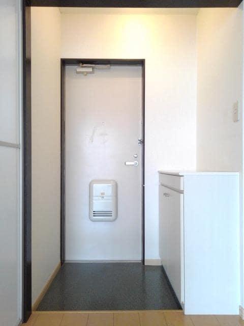 エルディム野口 02040号室の玄関