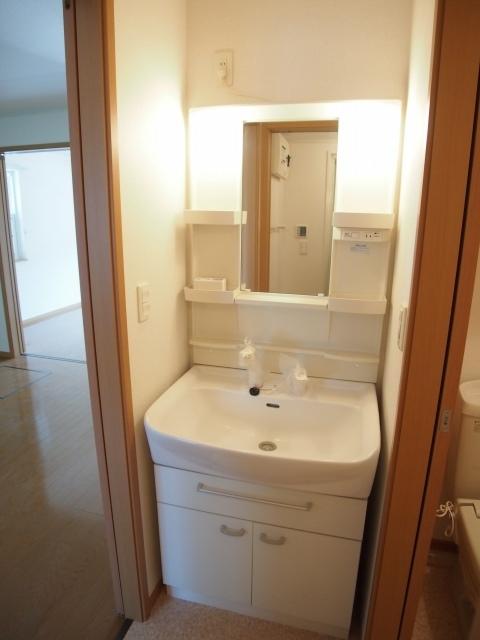 シャルマン弐番館 01020号室の洗面所