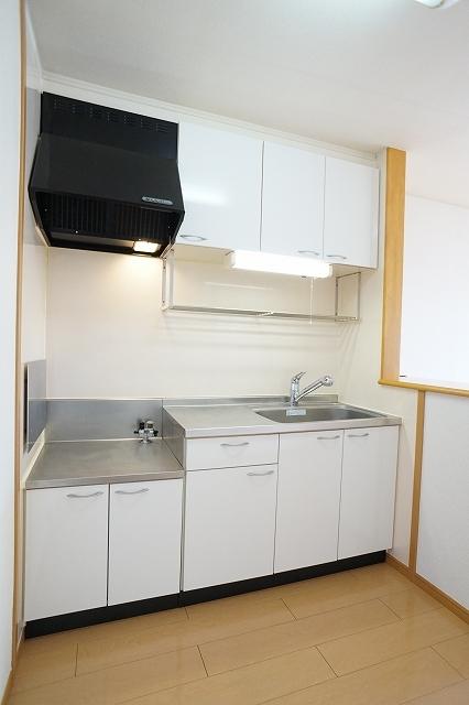 ポルト ソラーナⅠ 02020号室のキッチン