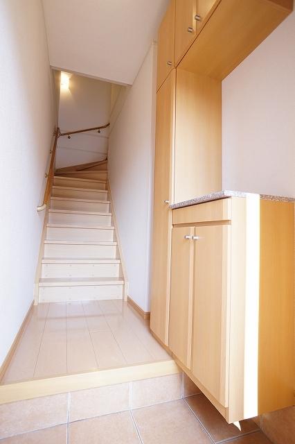 ポルト ソラーナⅠ 02020号室の玄関