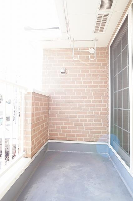 ポルト ソラーナⅠ 02020号室のバルコニー