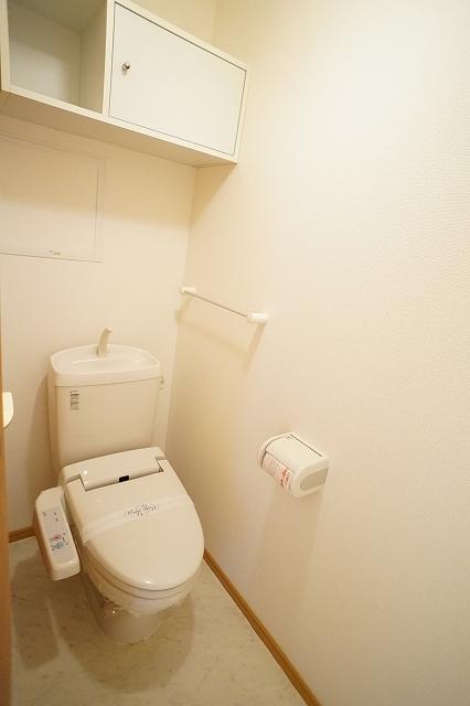 ポルト ソラーナⅠ 02020号室のトイレ