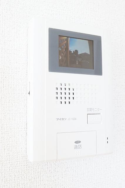 ポルト ソラーナⅠ 02020号室のセキュリティ
