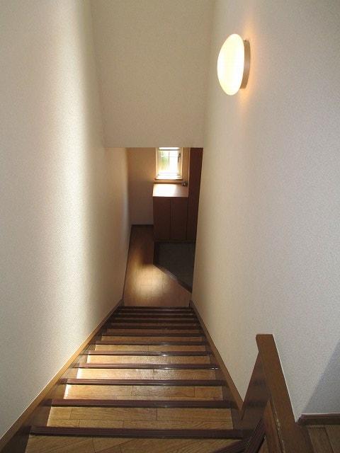 ファイン・セレ-B 02020号室の玄関