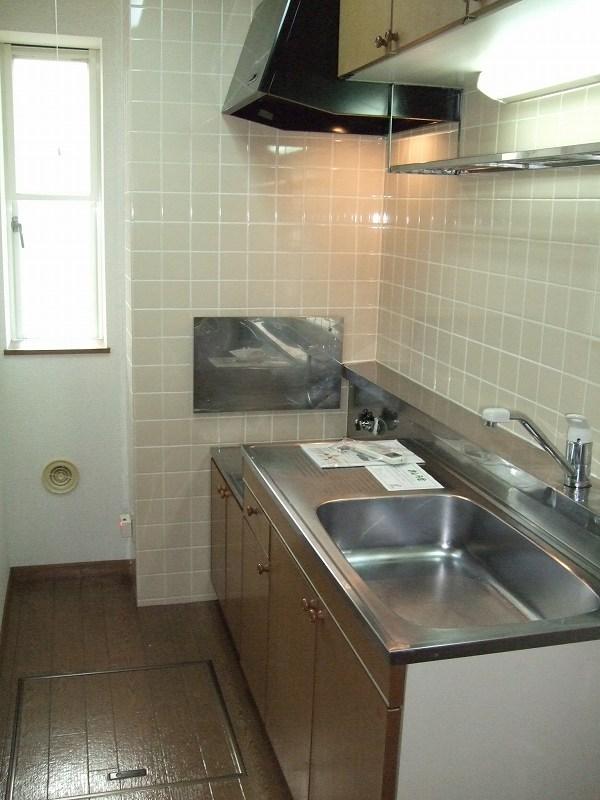 WISTERIA下垂木 01010号室のキッチン