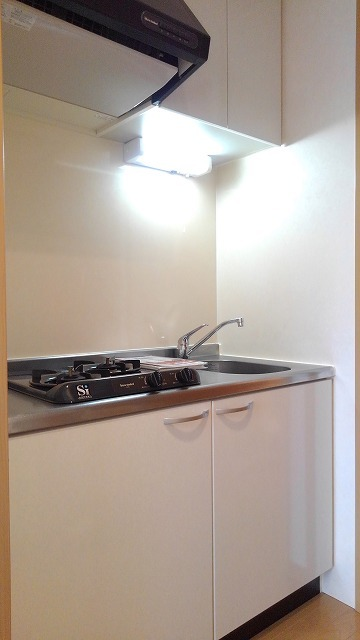 カルム・セーズ 02010号室のキッチン