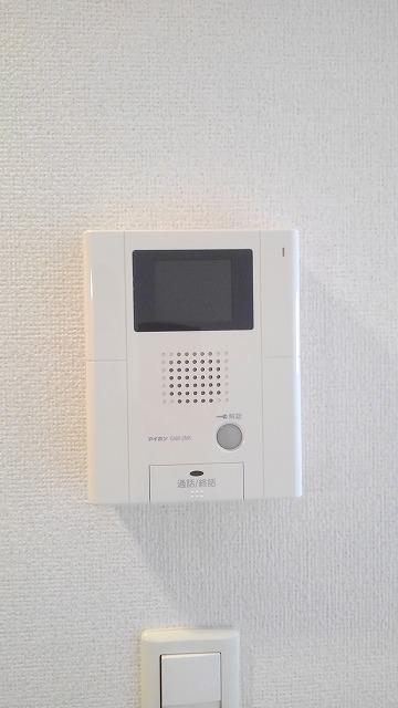 カルム・セーズ 02010号室のセキュリティ