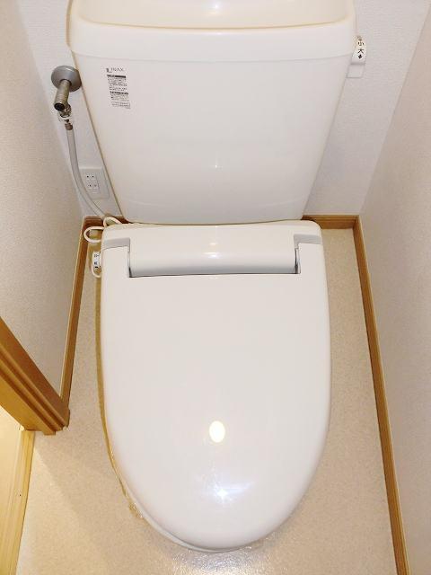 カルム・セーズ 02040号室のトイレ