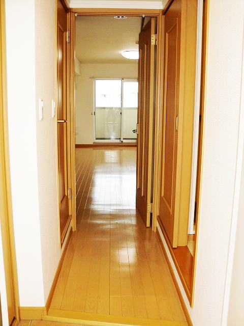 カルム・セーズ 02040号室の玄関