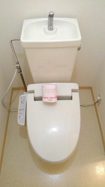 エルディムモリ 02030号室の洗面所
