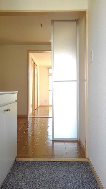 エルディムモリ 02030号室のトイレ