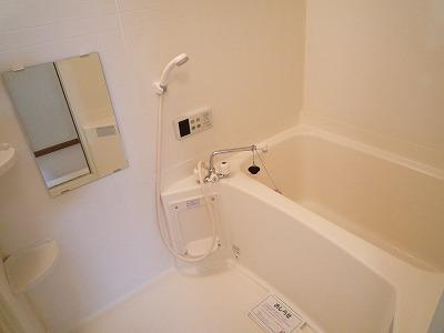 グランチェルト 02020号室の風呂