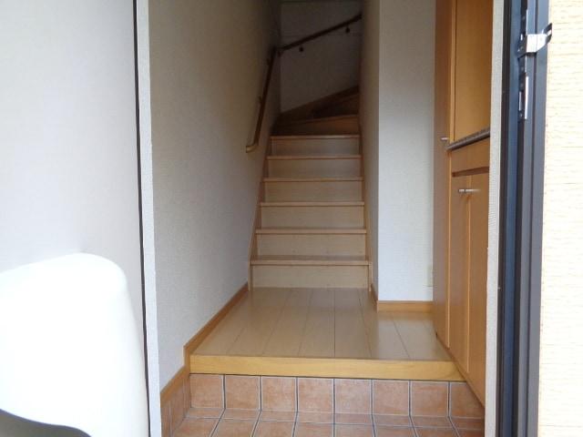 ピクシー・ラビットA 02040号室の居室