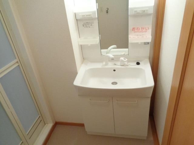 ピクシー・ラビットA 02040号室のトイレ