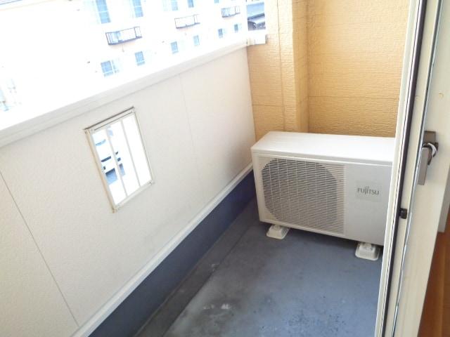 ピクシー・ラビットA 02040号室のセキュリティ