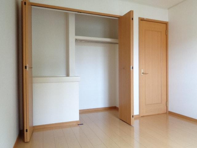 ピクシー・ラビットA 02040号室の収納