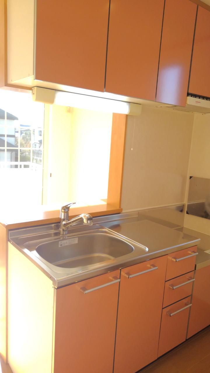 プレッソ 02010号室のキッチン