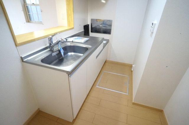 セントポーリアⅡ 01010号室のキッチン