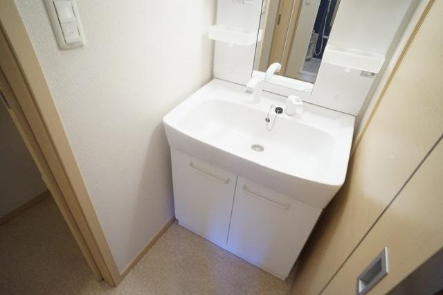 セントポーリアⅡ 01010号室の洗面所