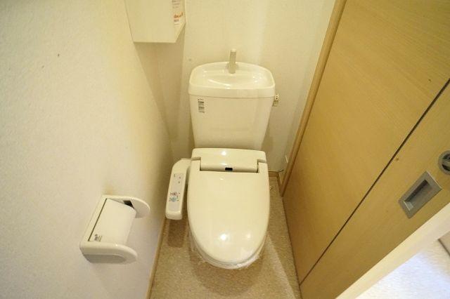 セントポーリアⅡ 01010号室のトイレ