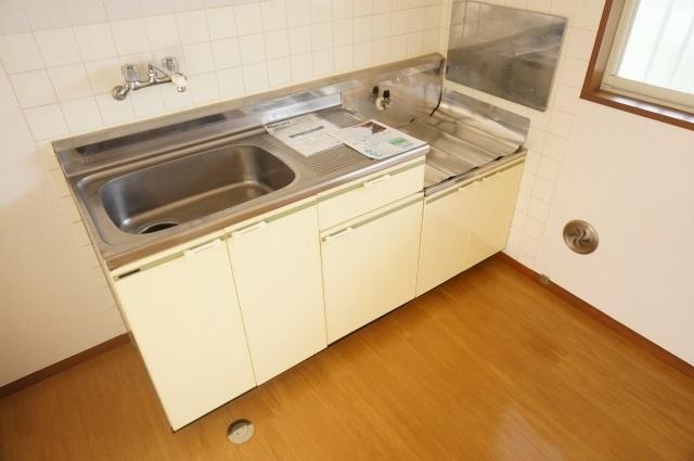 ヴェラムサシ 02020号室のキッチン
