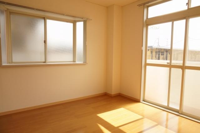 ヴェラムサシ 02020号室の居室