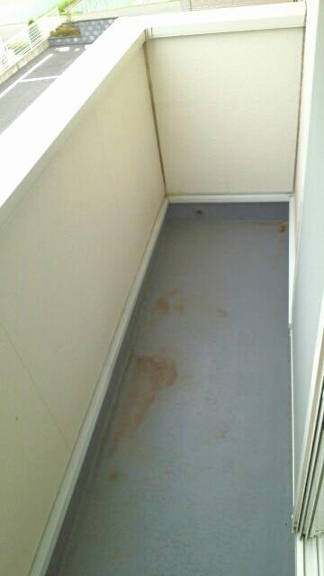 グランデ・ヒルⅣ 02020号室のバルコニー