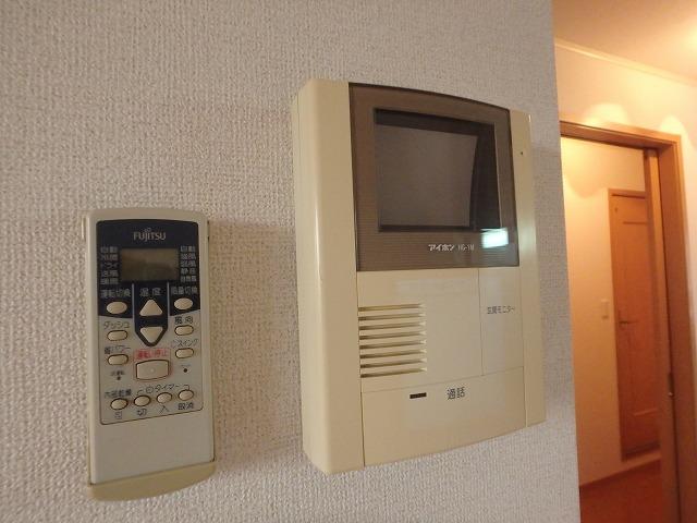 フォンティーヌB 02020号室のセキュリティ