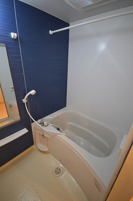エクセランコートA 01010号室の風呂