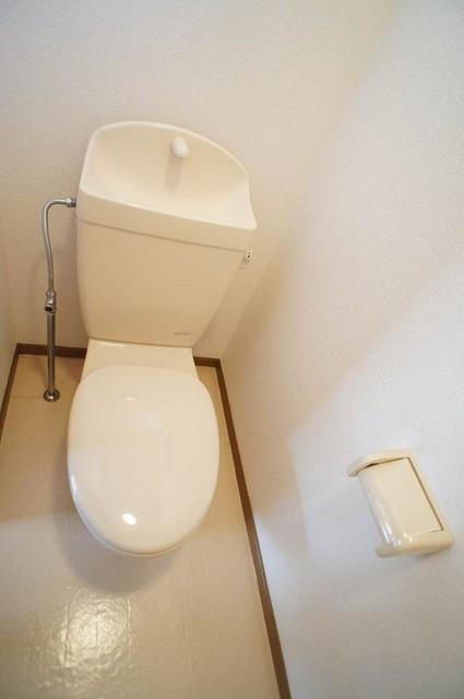 プレミール 02030号室のトイレ