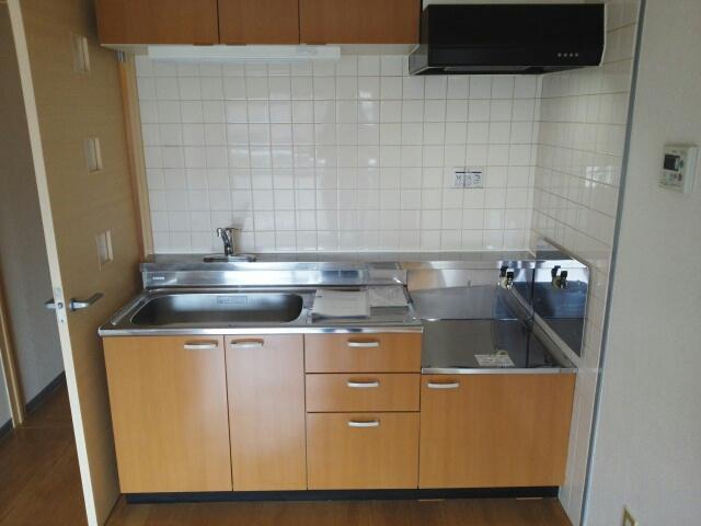 サンフローラル 02050号室のキッチン