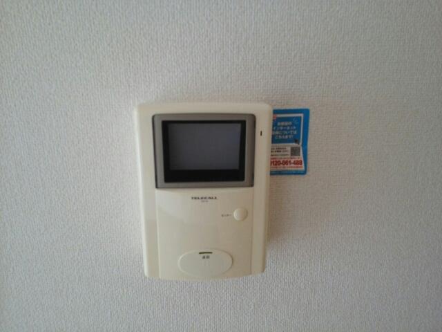 サンフローラル 02050号室のセキュリティ