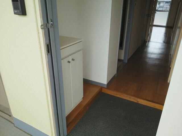 サンフローラル 02050号室の玄関