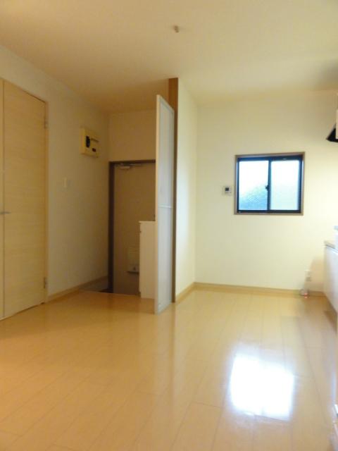 ファミール井上Ⅱ 01010号室のベッドルーム