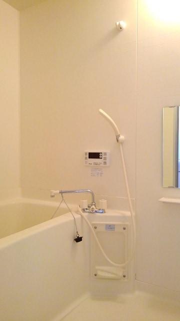 グリーン・ミヌマ 01010号室の風呂