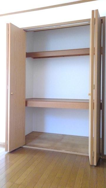 グリーン・ミヌマ 01010号室の収納