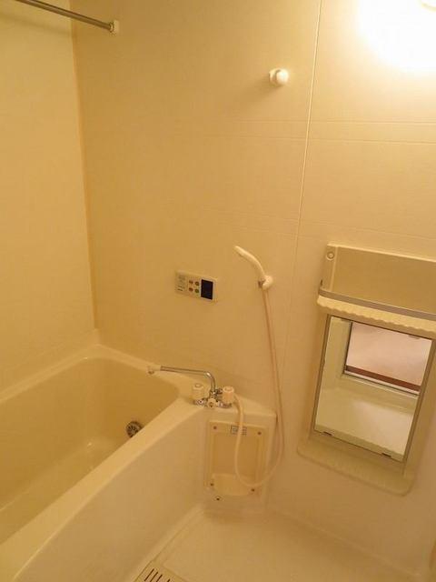 リバーパーク参番館 01040号室の風呂