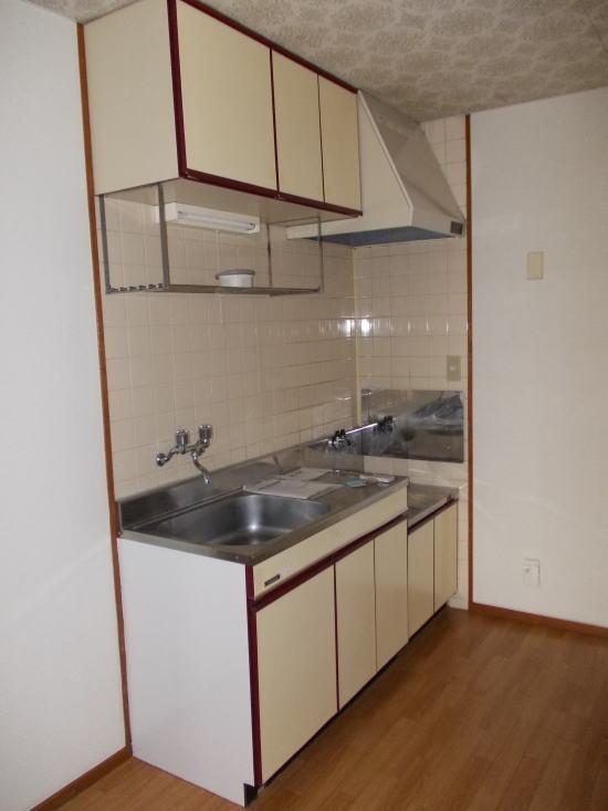 エルディムうえまつ 02020号室のキッチン