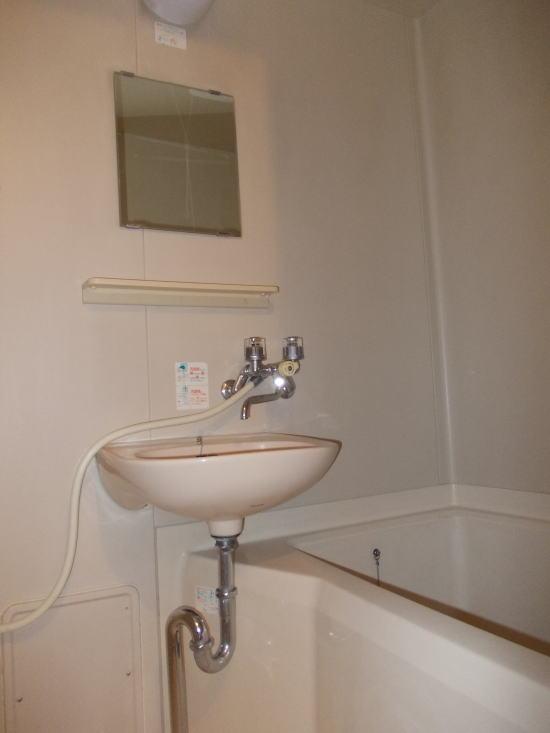 エルディムうえまつ 02020号室の風呂